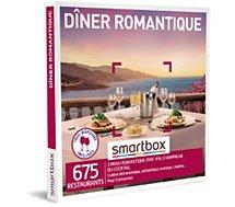 Coffret cadeau Smartbox  Diner romantique