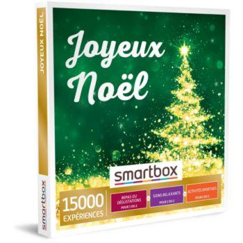 Coffret Cadeau Smartbox Joyeux Noël