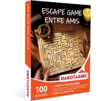 Dakotabox ESCAPE GAME ENTRE AMIS