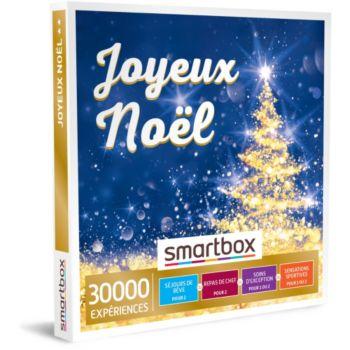 Smartbox Joyeux Noël**