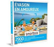 Coffret cadeau Smartbox  Évasion en amoureux