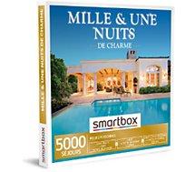 Coffret cadeau Smartbox  Mille et une nuits de Charme
