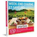 Coffret cadeau Smartbox Week-end charme et saveurs