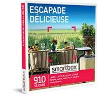 Coffret cadeau Smartbox  Escapade délicieuse