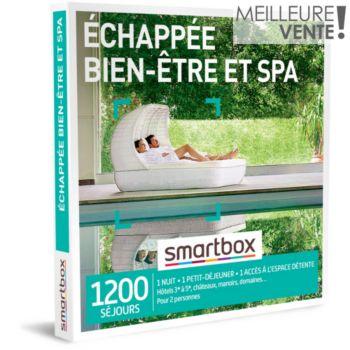Smartbox Échappée bien-être et spa