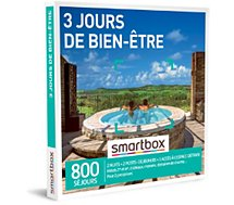 Coffret cadeau Smartbox  3 jours de bien-être