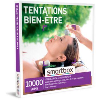 Smartbox Tentations bien-être