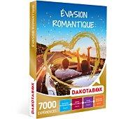 Coffret cadeau Dakotabox EVASION ROMANTIQUE