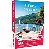 Coffret cadeau Dakotabox 3 JOURS DELICIEUX