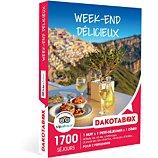 Coffret cadeau Dakotabox WEEK-END DELICIEUX