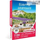 Coffret cadeau Dakotabox ECHAPPEE GOURMANDE