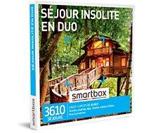 Coffret cadeau Smartbox  Séjour insolite en duo