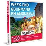 Coffret cadeau Smartbox Week-end gourmand en amoureux