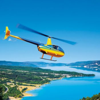 Smartbox Adrénaline hélicoptère