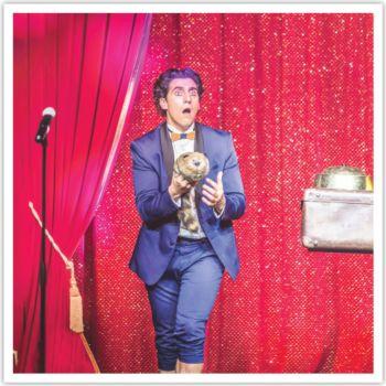 Smartbox Soirée magique pour 2 dans un cabaret ci