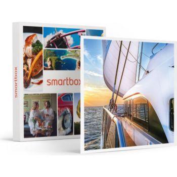 Smartbox 4h en catamaran pour 2 adultes et 2 enfa