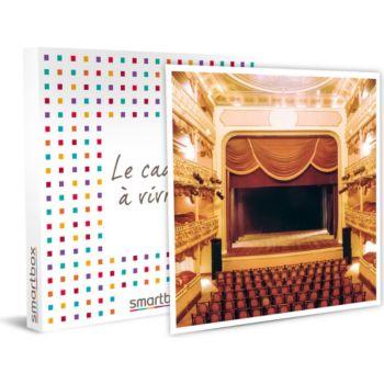 Smartbox Pack prestige culture spectacles et musé