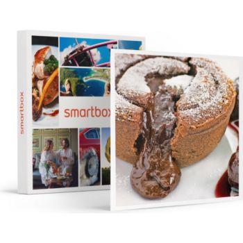 Smartbox Dîner menu 3 plats pour 2 personnes au L