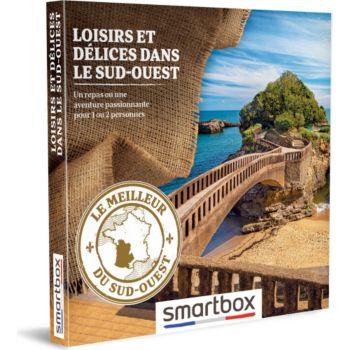 Smartbox Loisirs et délices dans le Sud-Ouest