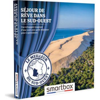 Smartbox Séjour de rêve dans le Sud-Ouest