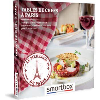 Smartbox Tables de chefs à Paris