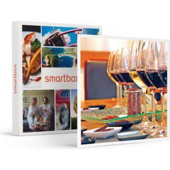 Smartbox Atelier Initiation et Dégustation de Vin