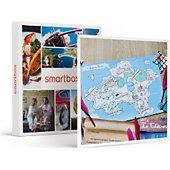 Coffret cadeau Smartbox Un kit de 3 Escape Games à faire chez so