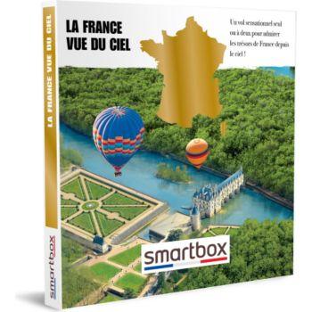 Smartbox La France vue du ciel