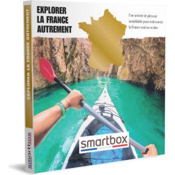 Smartbox Explorer<BR>la France<BR>autrement