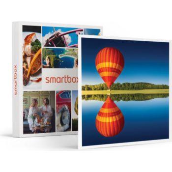 Smartbox Vol en montgolfière en semaine et le wee