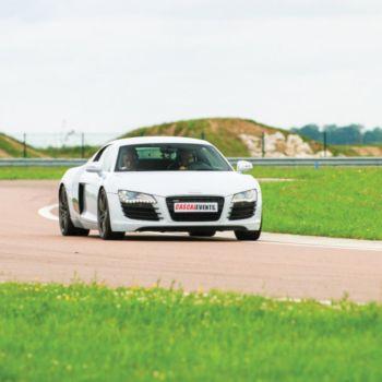 Smartbox Stage de pilotage multi volant : Audi R8