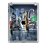 Sticker  iPad 2/3/4 Cities NYC