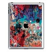 Sticker iPad 2/3/4 Urban Graffiti