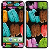 Sticker iPhone 7 Macarons