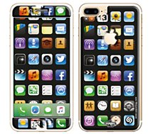 Sticker  iPhone  7+ Applications