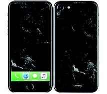 Sticker  iPhone 7 Marbre noir