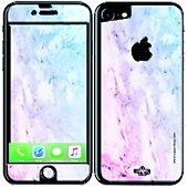 Sticker iPhone 7 Marbre Pastel