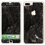 Sticker  iPhone 7+ Marbre noir