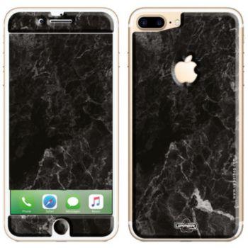 iPhone 7+ Marbre noir
