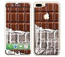 Sticker  iPhone 7+ Chocolat