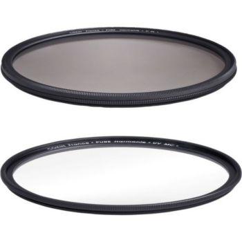 cokin harmonie lot filtres polarisant uv 37m filtre pare soleil bouchon d 39 objectif. Black Bedroom Furniture Sets. Home Design Ideas