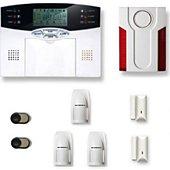 Alarme maison Tike Securite MN27 - Compatible Box Internet