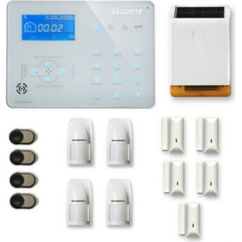 Tike Securite ICE-B25 Compatible Box Internet Et Gsm