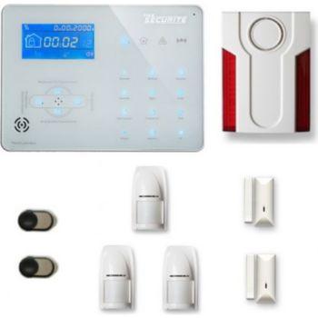 Tike Securite ICE-B27 Compatible Box Internet Et Gsm