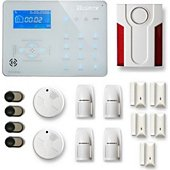 Alarme maison Tike Securite ICE-B26 - Compatible Box internet
