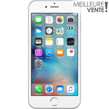 Apple iPhone 6 Silver 16Go + Coque offerte !     reconditionné