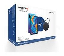 Smartphone Huawei  Pack P30 Lite Bleu 128 Go + CM51