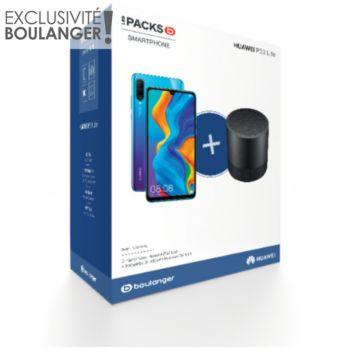 Huawei Pack P30 Lite Bleu 128 Go+enceinte CM51
