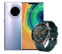 Smartphone Huawei  Mate 30 Pro Silver + Watch GT