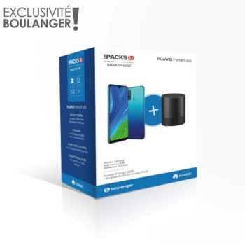 Huawei Pack Psmart 2020 Bleu + Enceinte CM510